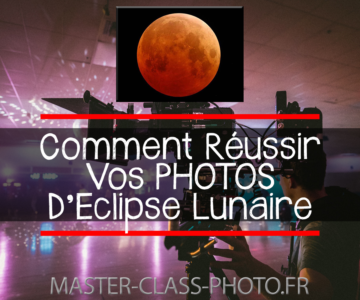 photo eclipse lunaire